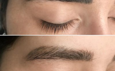 Love your brows again with laser removal by Eye Design!