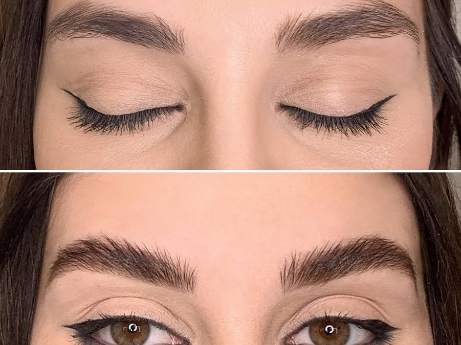 Breakup with your brow gel: Eyebrow lamination is now available at our studio